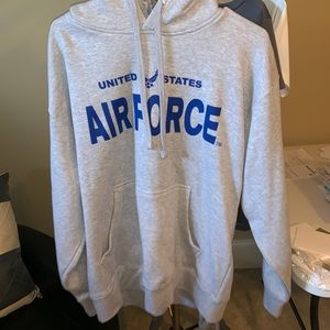 Comfy Air Force hoodie